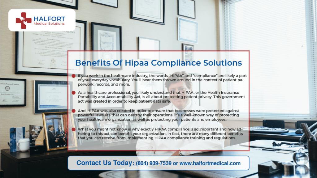 HIPAA Compliance Management