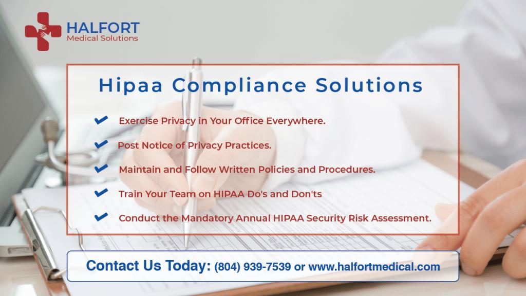 Hipaa Compliance Solutions